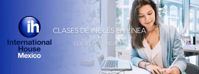Clases de inglés en línea vs clases presenciales ¿Cuál elegir?