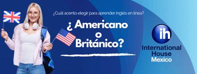 ¿Cuál es el mejor acento para tu curso de inglés en línea?