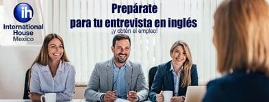 Prepárate para tu entrevista en inglés y obtén el empleo que deseas