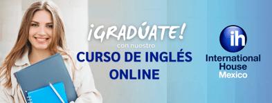 Curso de inglés online en promoción para graduarte a nivel licenciatura