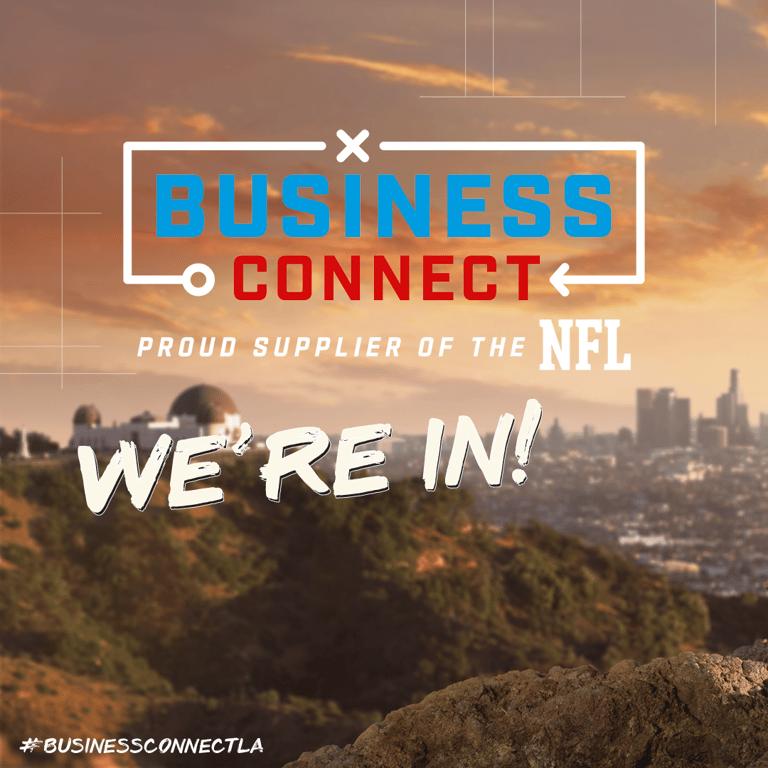 The Super Bowl LVI Business Connect Program Welcomes GEC2