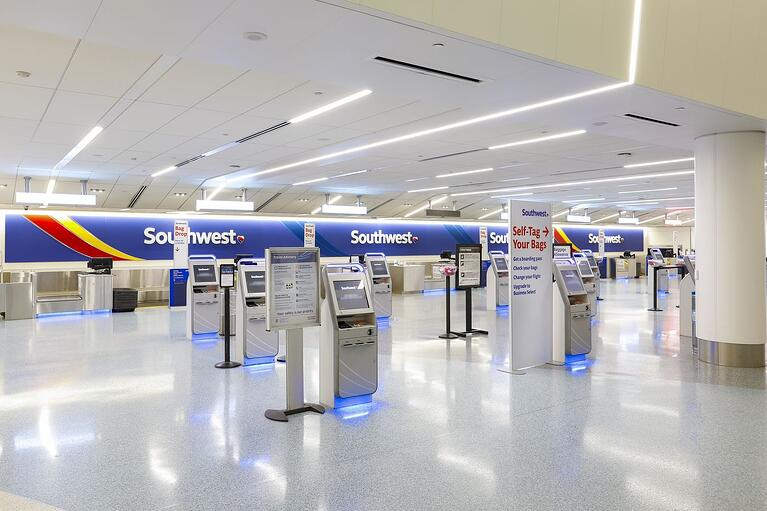 GEC2 & Southwest Airlines Take Charge