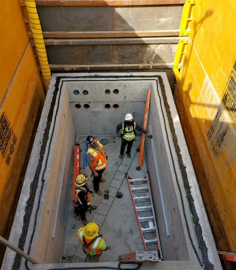 Hensel Phelps Brings in GEC2 for Terminal 2&3 LADWP Power Redundancy Upgrade
