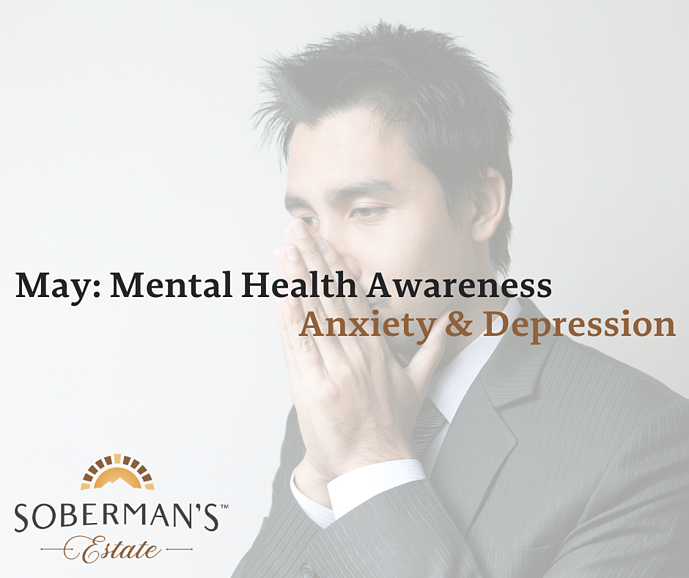 May: Mental Health Awareness- Depression & Substance Use Disorders