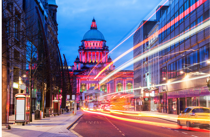 What's it like to be a student in Belfast?