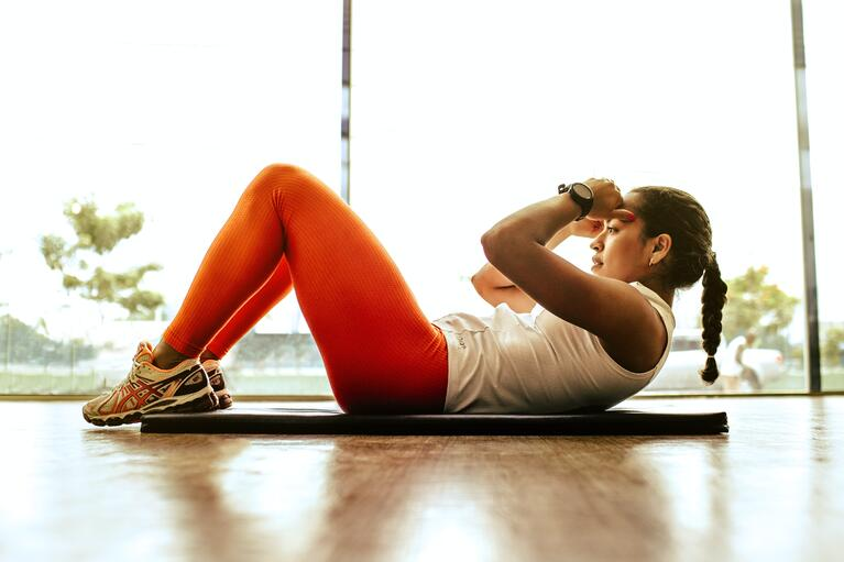 How to get in shape without venturing outside your room!