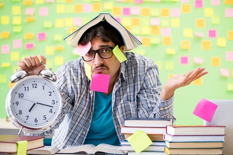 How to find the right student work/life balance
