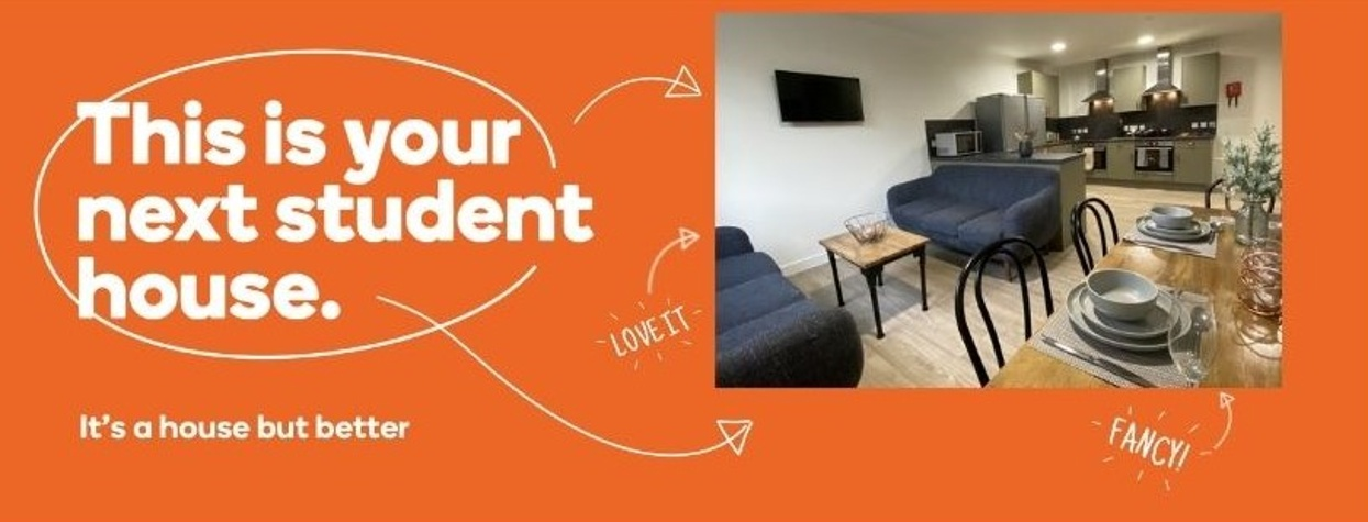 This is your next student house