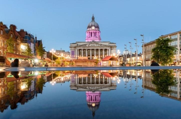 Nottingham student city guide