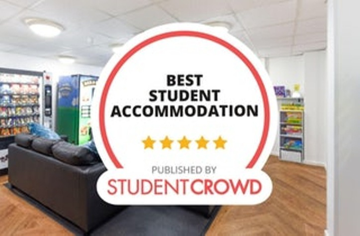Student Roost dominates the top 50 student halls list!