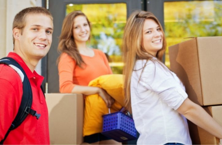 Benefits of moving in to student accommodation early this summer