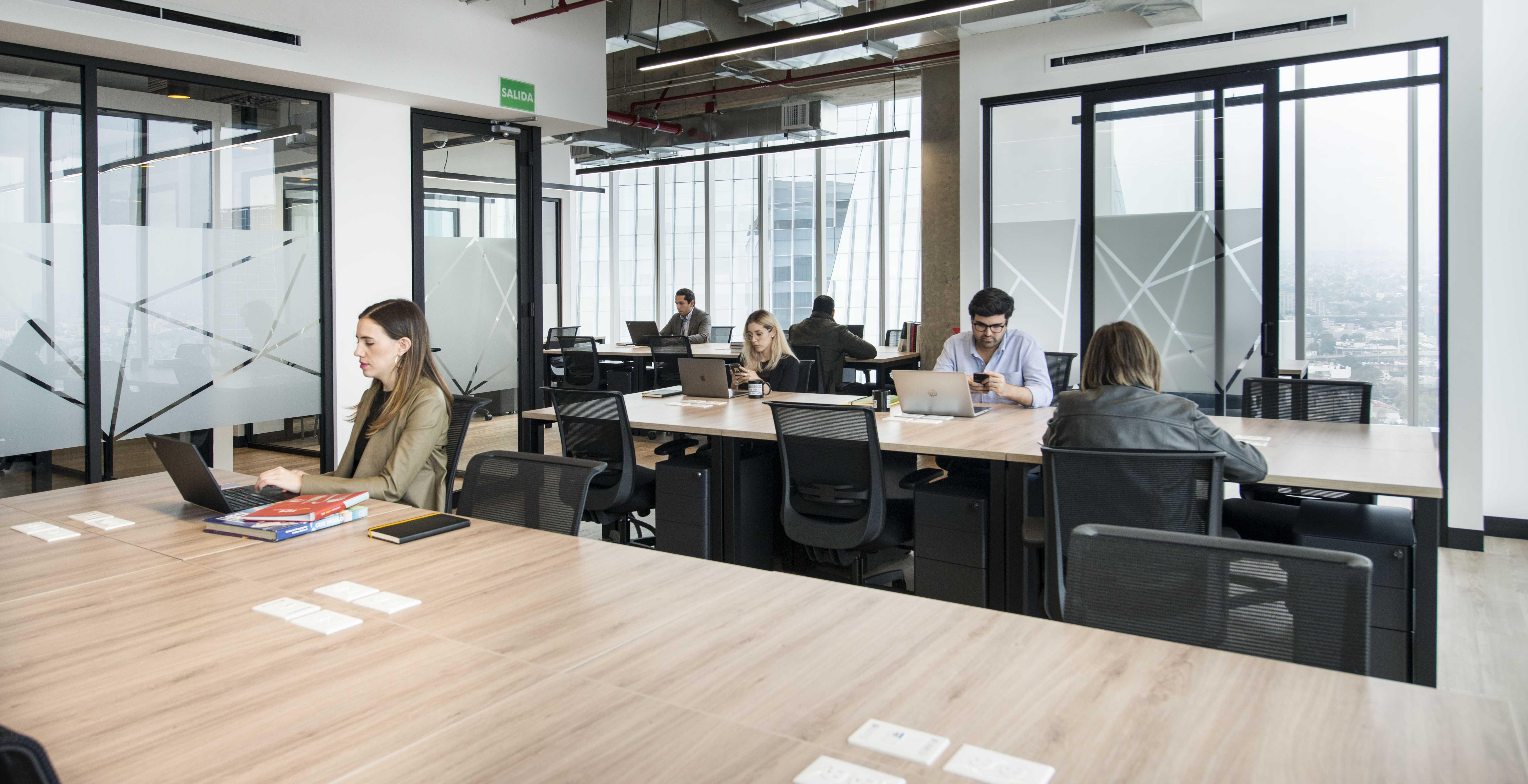 oficinas privadas grandes los beneficios para tu empresa