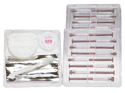 The first Opalescence teeth whitening kits were released in 1990