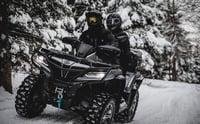 8 conseils pour l'entretien de son quad l'hiver