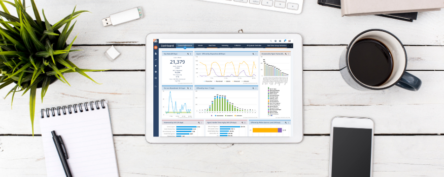 Make Informed In-the-Moment Decisions with REAL TIME Analytics™