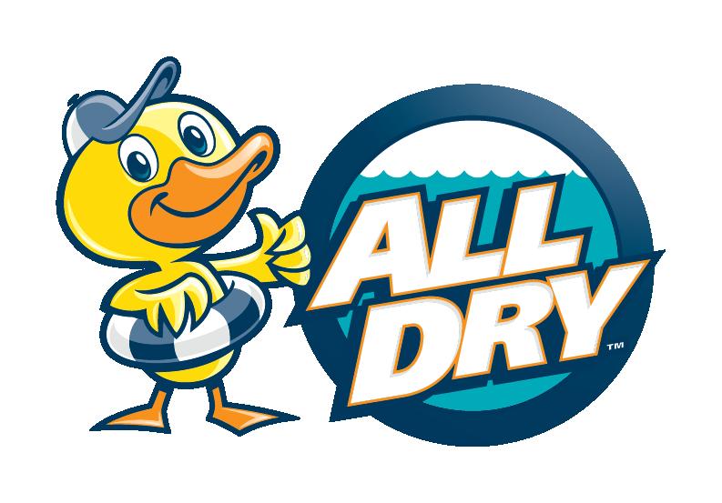 All Dry Logo