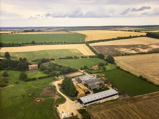 UK Figured Farmers: David Dunn and Grange Farm
