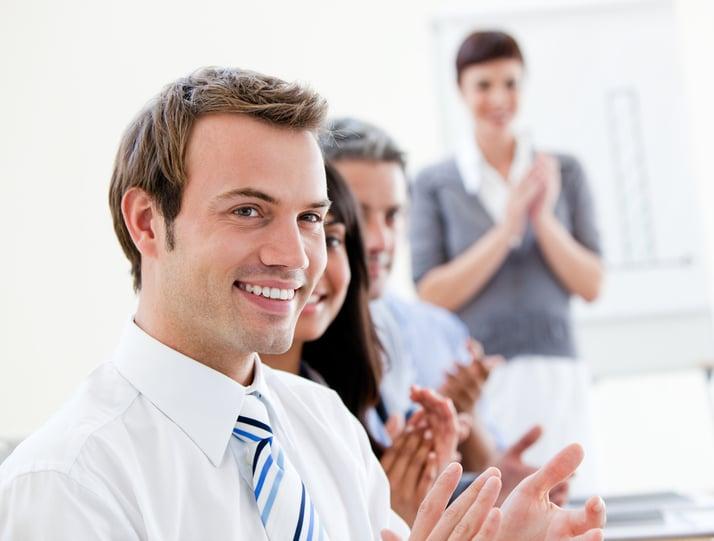 Recognizing Employees Improves Employee Productivity
