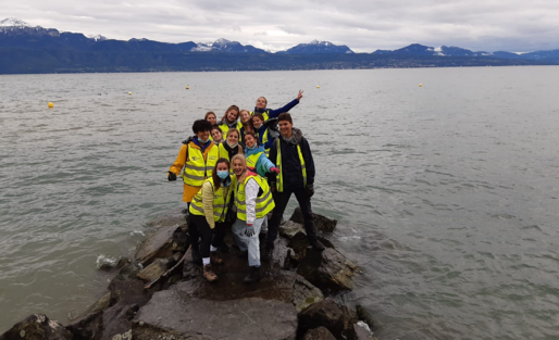 OUR STUDENTS FIGHT FOR A CLEAN LAKE GENEVA
