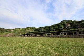 【相川地区】鉱山の近代化に貢献した施設群(国の史跡) 北沢浮遊選鉱場
