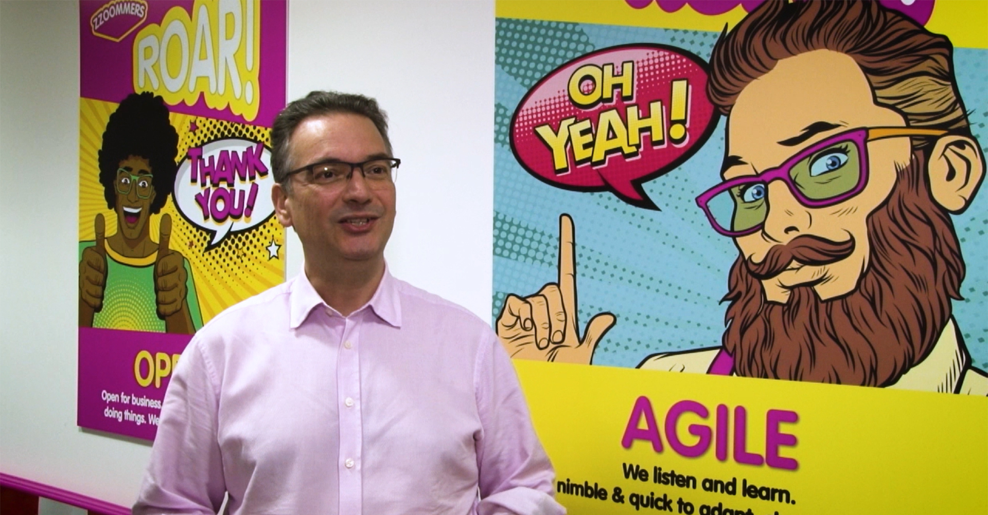 Customer story: New partnership in UK