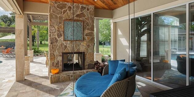 Cost of Outdoor Living Space Remodel in Alachua County