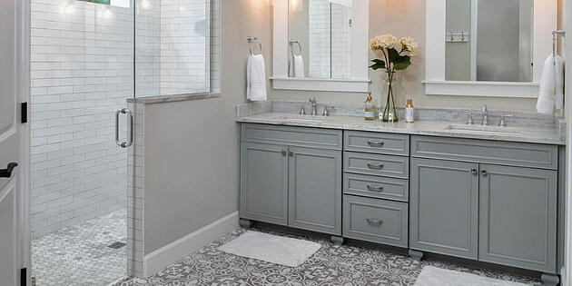 How to Pick the Best Tile When Remodeling Your Gainesville Bathroom