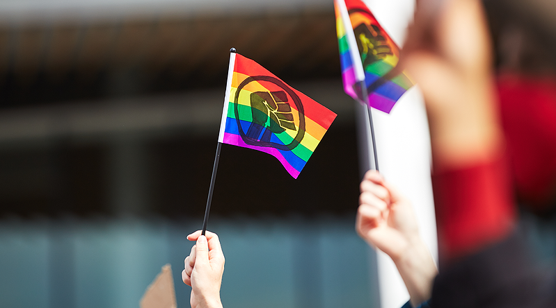 Dataminr Celebrates Pride Month