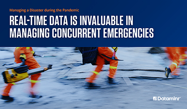 Managing a Disaster during the Pandemic