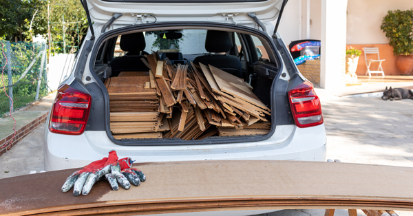 How to Load a Car Safely for DIY