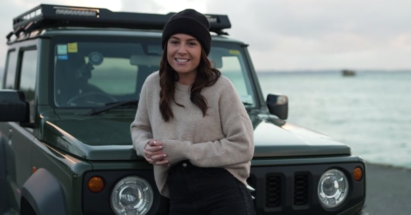 Lexie Brown: Why I Chose My New Car – Frank the Jimny!