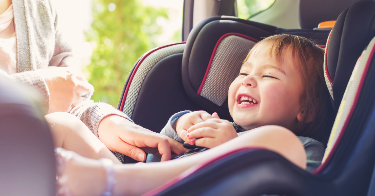 How To Choose The Right Car Seat For Your Kids