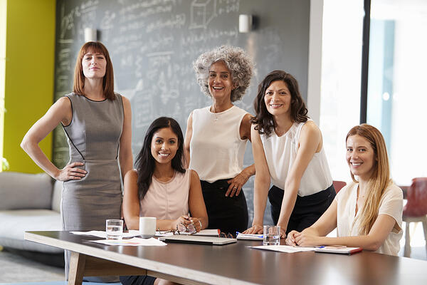 What Women Executives Have to Say about Leadership and Success