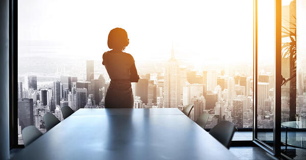 Women In Charge — Eight Fortune 500 CEOs