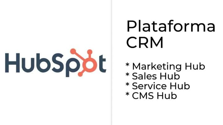 Webinar gratuito: Conoce HubSpot, la plataforma CRM que más crece en el mercado.
