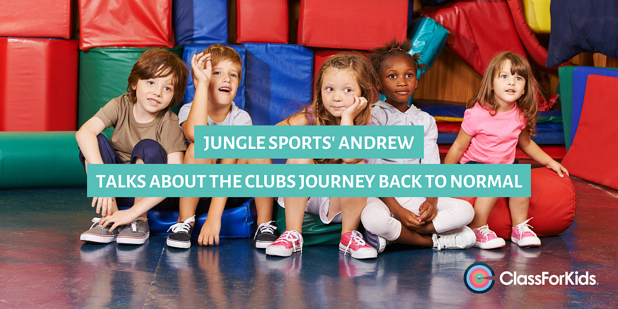 Jungle Sports' Andrew Talks About the Clubs Journey Back to Normal