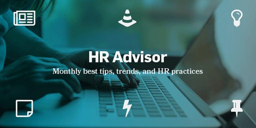 HR Advisor Newsletter - April 2020