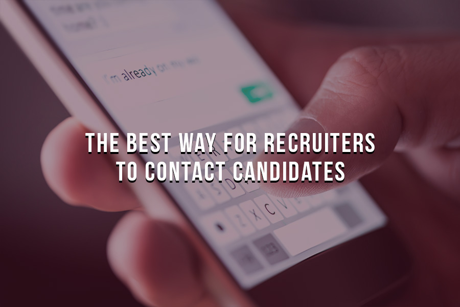 Calling or Emailing: Which is Best for Recruiters?