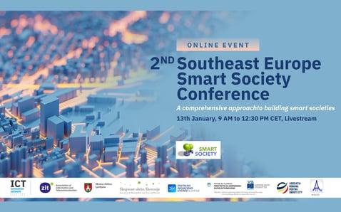 Druga konferenca o pametnih skupnostih uspešno zaključena
