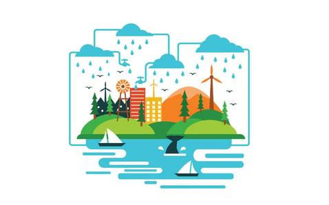 Udeležujemo se hackathona Življenje s podnebnimi spremembami