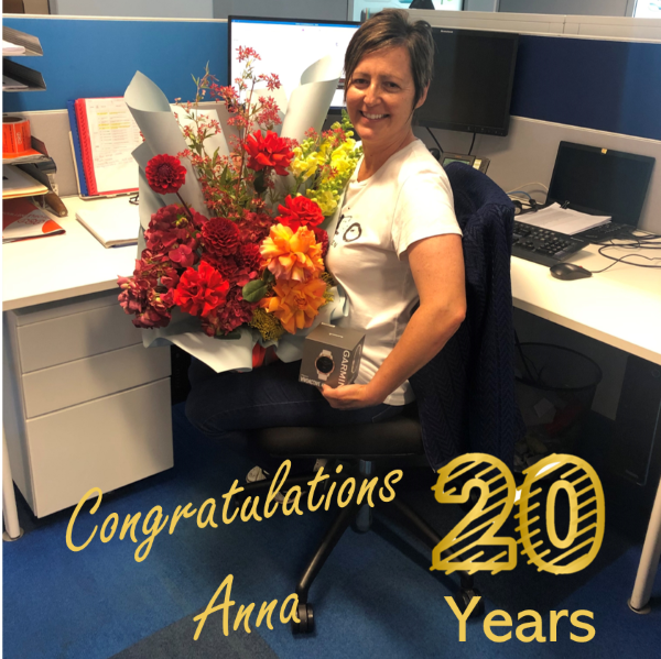 Meet Anna Lyris - 20 years at MobileCorp in her own words