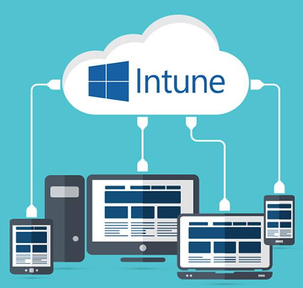 Using Microsoft Intune to manage mobile OS updates