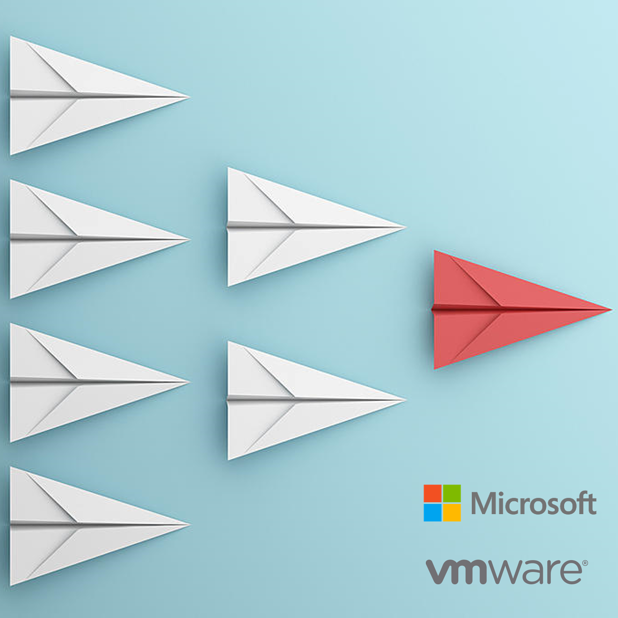 Microsoft and VMware then daylight, in Gartner's 2020 UEM Magic Quadrant