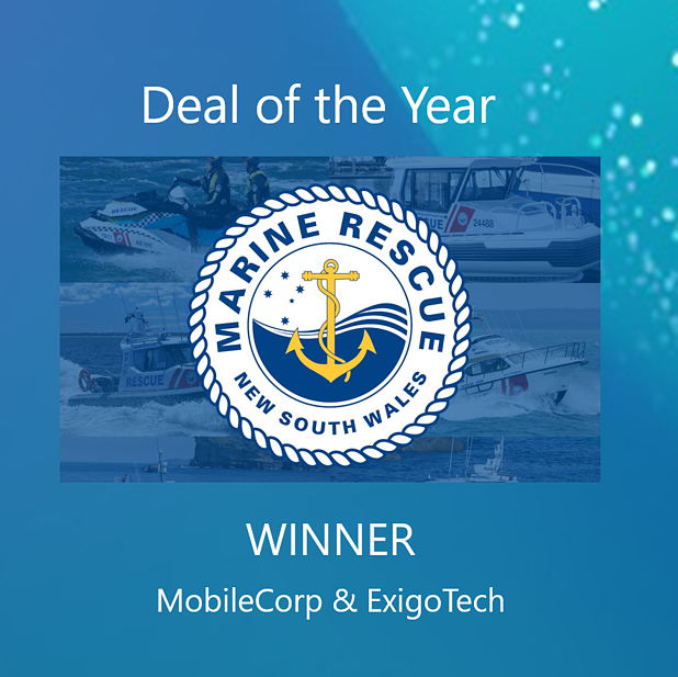 MobileCorp wins Telstra Enterprise Partner Deal of the Year award