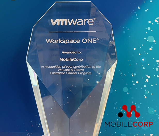 MobileCorp cited by VMware for contribution to Telstra Enterprise