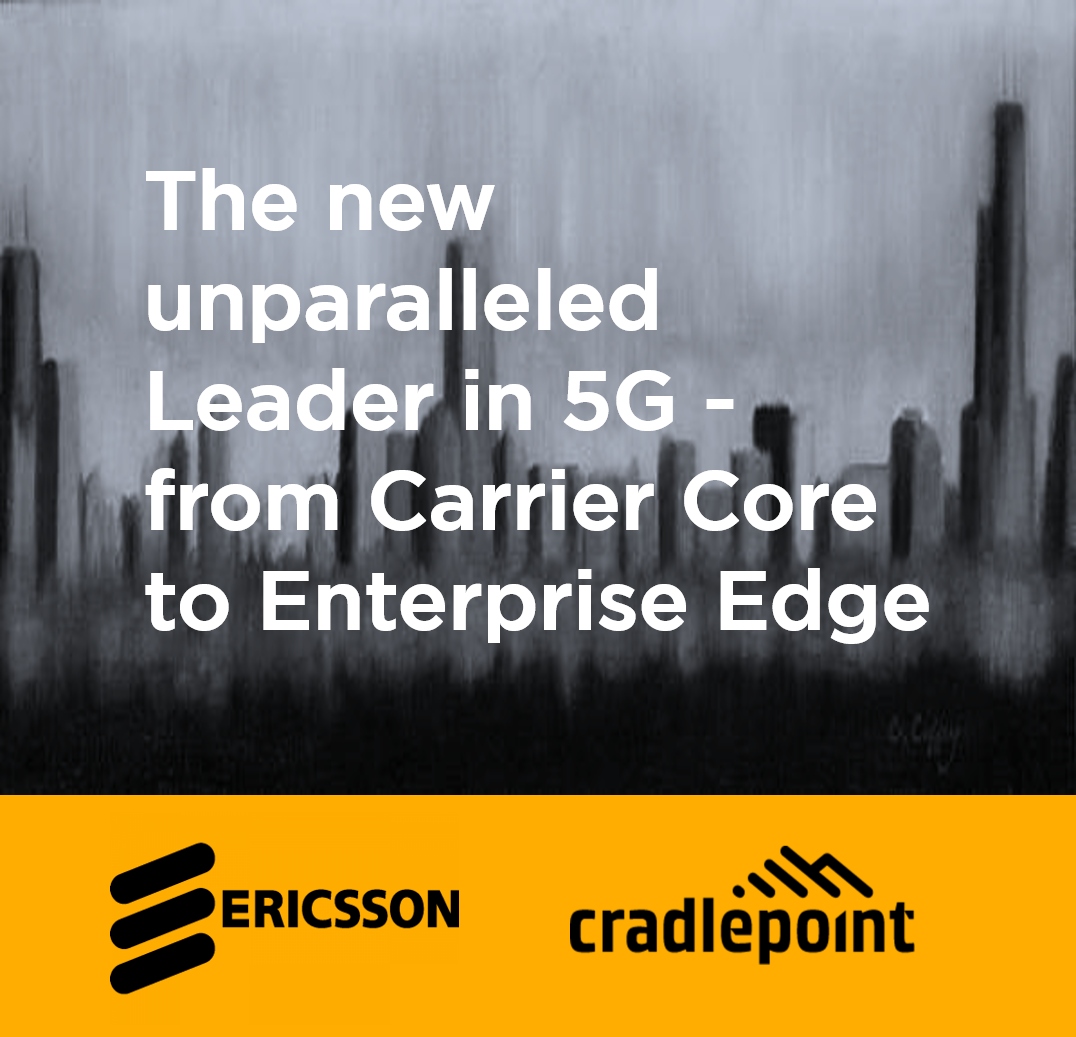 What does Ericsson's acquisition of Cradlepoint mean for 5G in Australia?