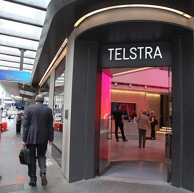 What is Telstra Adaptive Mobility and how is it disrupting the market