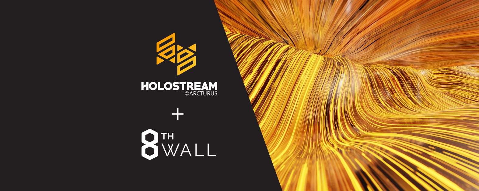 New Integration: HoloStream Brings Adaptive Bitrate Streaming of Holograms to 8th Wall WebAR