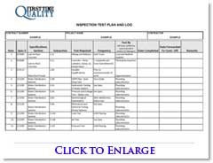 Inspection test plan example thumbnailg pronofoot35fo Image collections
