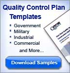 quality assurance program template - how to prepare your inspection test plan